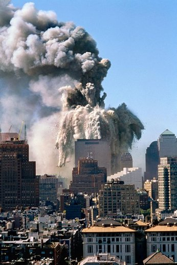 Twin Towers, September 9