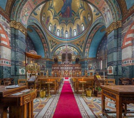 St. Sophia's Greek Orthodox Cathedral