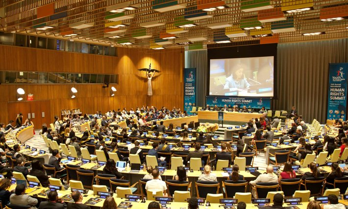 14th Annual International Human Rights Summit at the United Nations in New York