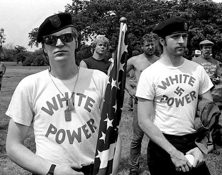 White supremacists