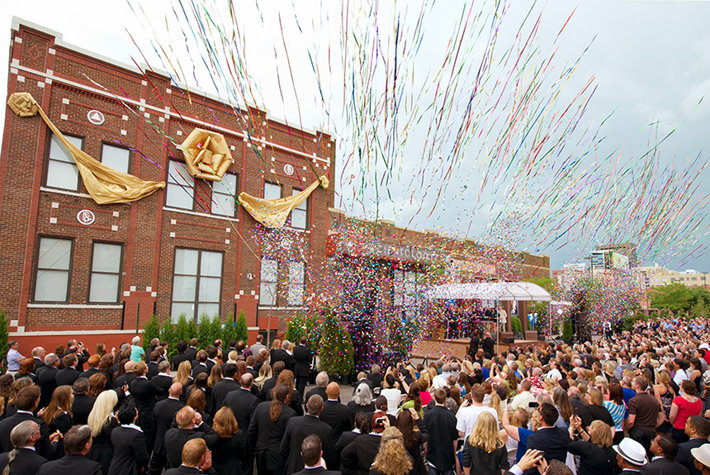 Grand opening of Church of Scientology Denver