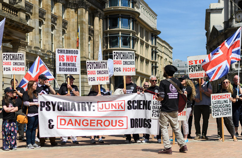 March against psychiatric abuse